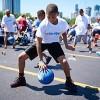 U Chicago Medicine y Chicago Sky Rompen el Récord Mundial Guiness en Acondicionamiento Físico