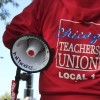 AFT's Weingarten and CTU's Sharkey on Chicago Teachers' Pension Fund's Divestment from Private Prisons
