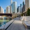 La Ciudad Revela el El Extremo Este del Paseo del Río