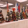 Pappas' Turns Office Into Christmas Wonderland