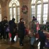 Celebración Navideña para los Evacuados del Huracán María