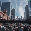 Zarpa el Crucero de Chicago Architecture Foundation por el Río de Chicago