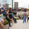 City of Chicago Celebrates Season of Chicago Riverwalk