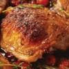Cranberry Balsamic Chicken