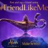 Disney, Will Smith, and Make-A-Wish Launch #FriendLikeMe Challenge