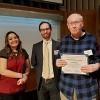 Tutor de Triton College Premiado por Trabajar con Estudiantes Adultos
