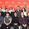 McDonald's Employees Earn ESL Diploma Through Archways to Opportunity Program