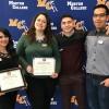 Miembros de Morton College NSLS Reciben Becas Nacionales para Estudiantes