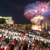 Navy Pier Celebrates Fourth of July