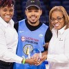 The Chicago Sky, IlliniCare Health Present Community Hero Award to Chance the Rapper