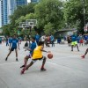 Hundreds of Youth Take Over Columbus Drive for Hoops in the Hood