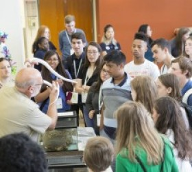 Conservation Leadership Conference Inspires STEAM Careers for Teens