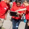 """ComEd Inspira a los Adolescentes en STEM con """"Proyector Solar"""""""