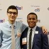 Dos Estudiantes de Ultimo Año de Holy Trinity High School Van a NYC para el Reto de Empresariado Juvenil