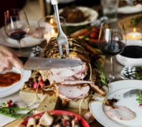 Give Thanks for Family, Friends, and Food Safety This Thanksgiving