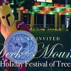 Triton College Annual Deck the Mounds Holiday Festival of Trees
