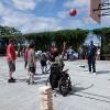 Sinaí y KT's Kids Llevan el Campamento Anual a Schwab Rehabiitation Hospital