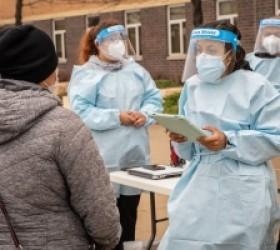 Bimbo Bakeries USA, Cicero Community Organizations Host Food Pantry and Free COVID-19 Testing