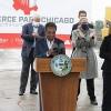 City to Open Commerce Park