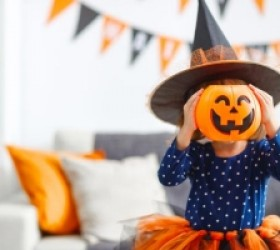 Dr. Nicole Avena Shares Tips for A Happy Halloween and Children's Health Month this October