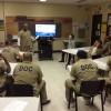 ICMC Brinda Programación en Persona a los Presos de la Cárcel del Condado de Cook Durante la Pandemia