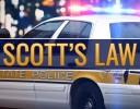 Munoz Reminds Drivers of Scott's Law