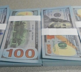 Chicago CBP Seizes $1.6M in Counterfeit Currency