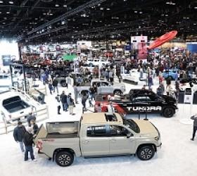 La Ciudad Anuncia el Regreso del Auto Show de Chicago