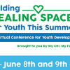 City Announces 'Holding Healing Spaces for Youth' Conference
