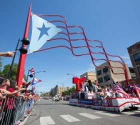 Puerto Rican People's Day Parade
