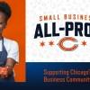 Bears Lanza su Edición 2021 de Small Business All-Pros Gameday Eats