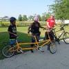 Out Our Front Door Anuncia una Nueva Experiencia de Ciclismo y Campamento para Niños con Necesidades Especiales