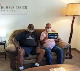Humble Design Serves 2,000th Client in Fight Against Homelessness